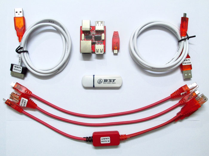 BST Dongle with Cable Set