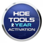 HDE Tools Activation 2 Year