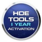 HDE Tools Activation 1 Year